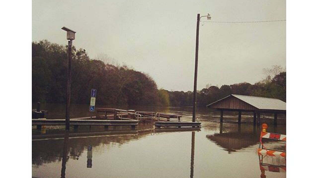 Historic Apalachicola River Flooding Prompts Voluntary Evacuations