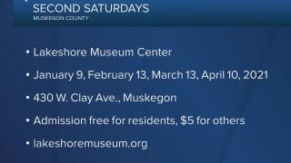 Second Saturdays at Lakeshore Museum Center