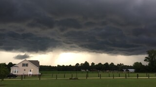 Weather pictures: July 19,2016