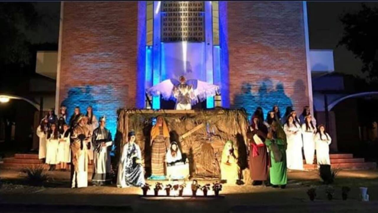 Annual Live Nativity opens this Sunday
