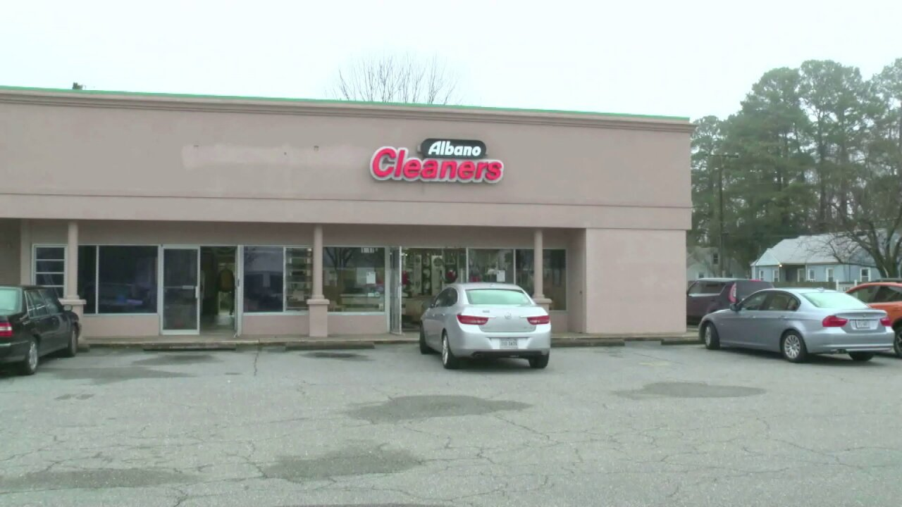 Attempted robbery at Virginia Beach business puts nearby schools on brief lockdown