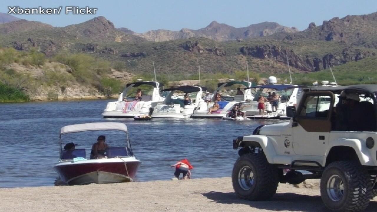 5 spring break party destinations in Arizona
