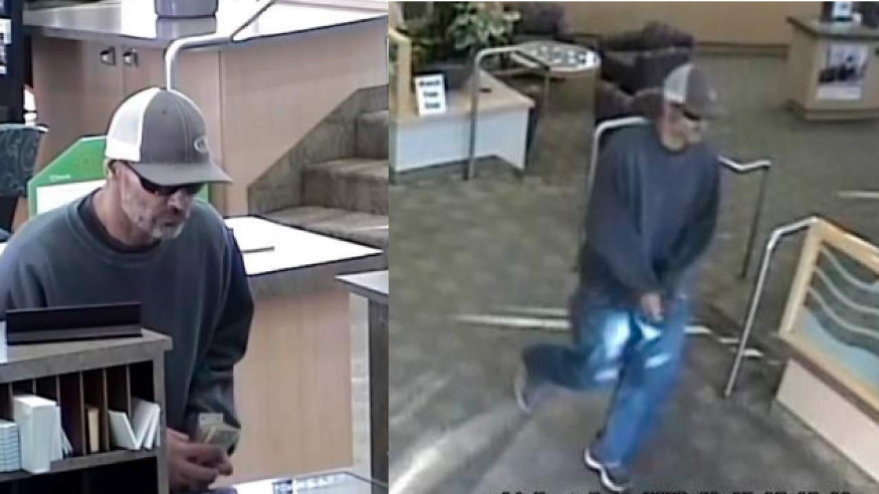 US Bank El Cajon robbery