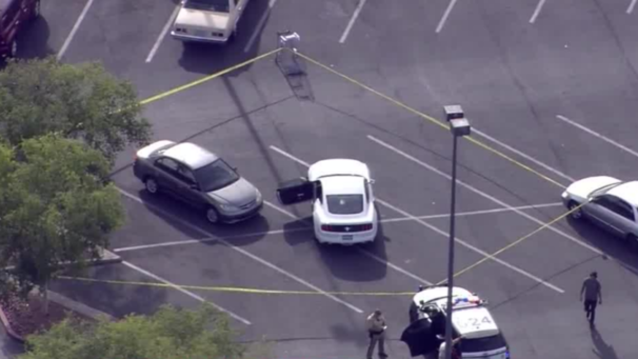 POLICE: 3 people shot in Denny's parking lot