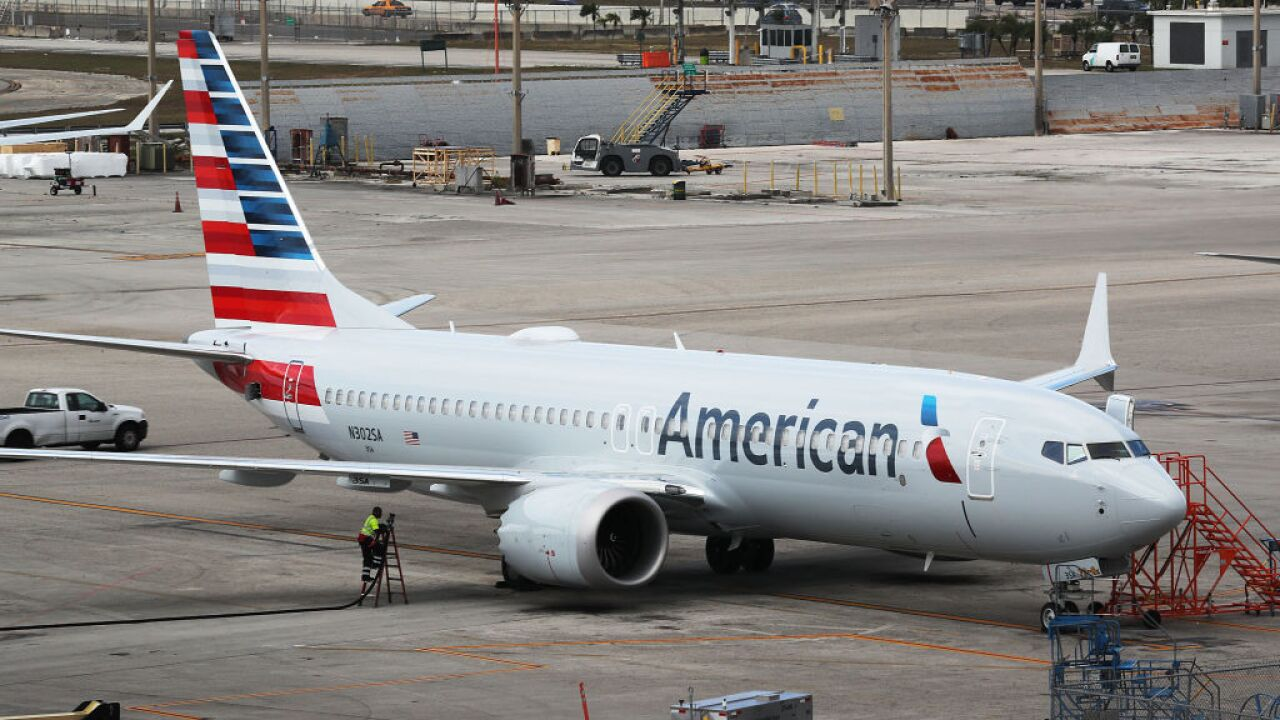 American Airlines cancellations reach into June because of 737 Max grounding