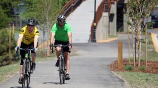 Bike Trail Missoula
