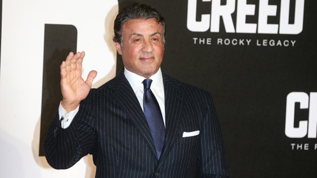 Sylvester Stallone accused of assault in Vegas