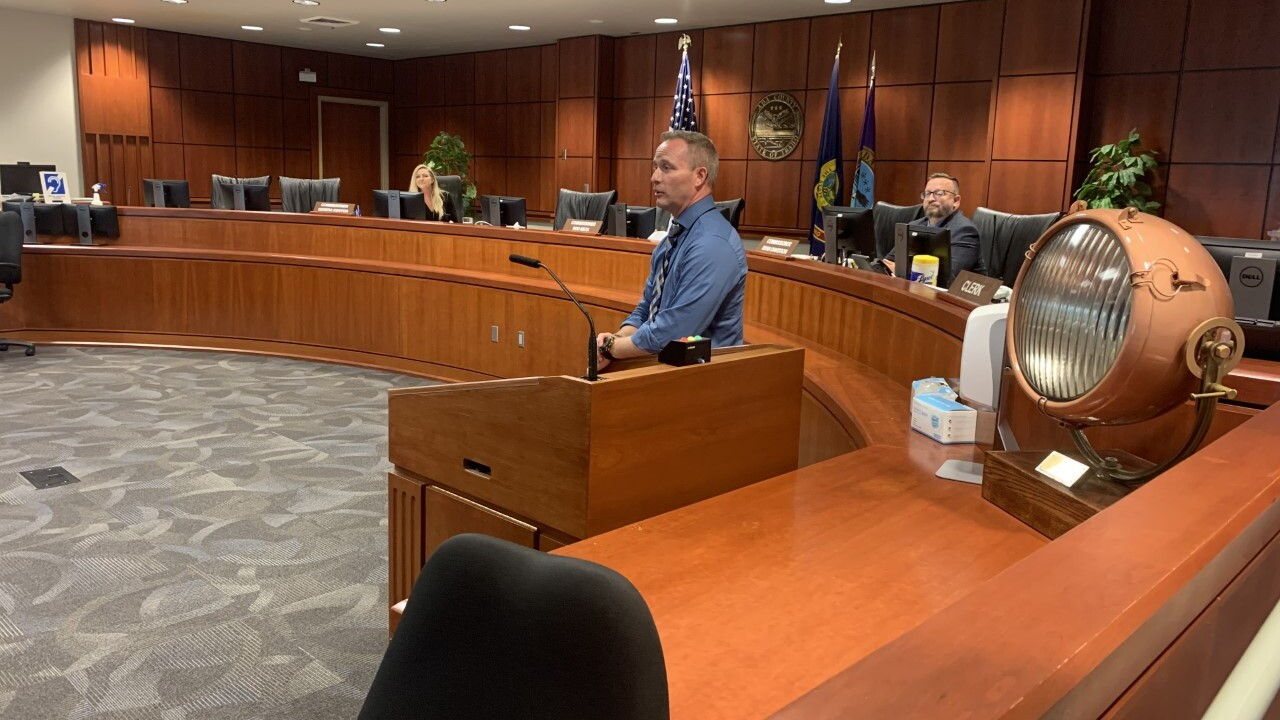 Ada County commissioners name Matt Clifford the next Sheriff