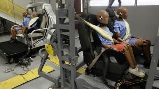 Autos Seat Belt Air Bags