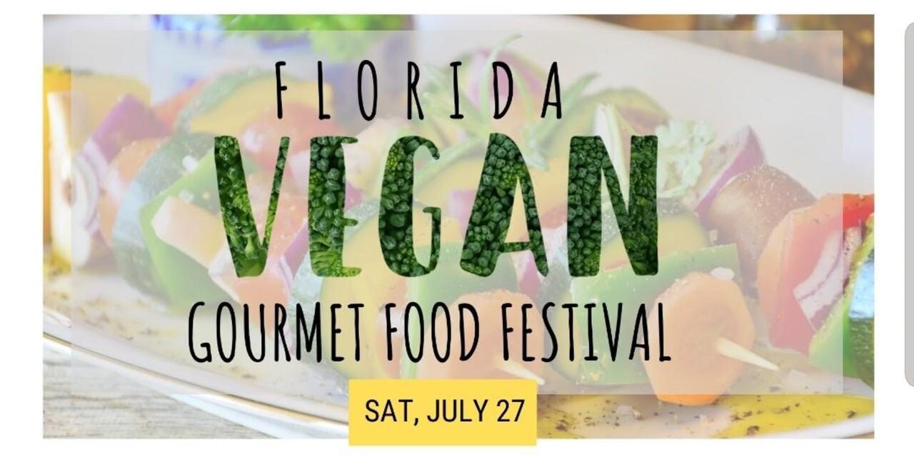 Florida Vegan Gourmet Food Festival