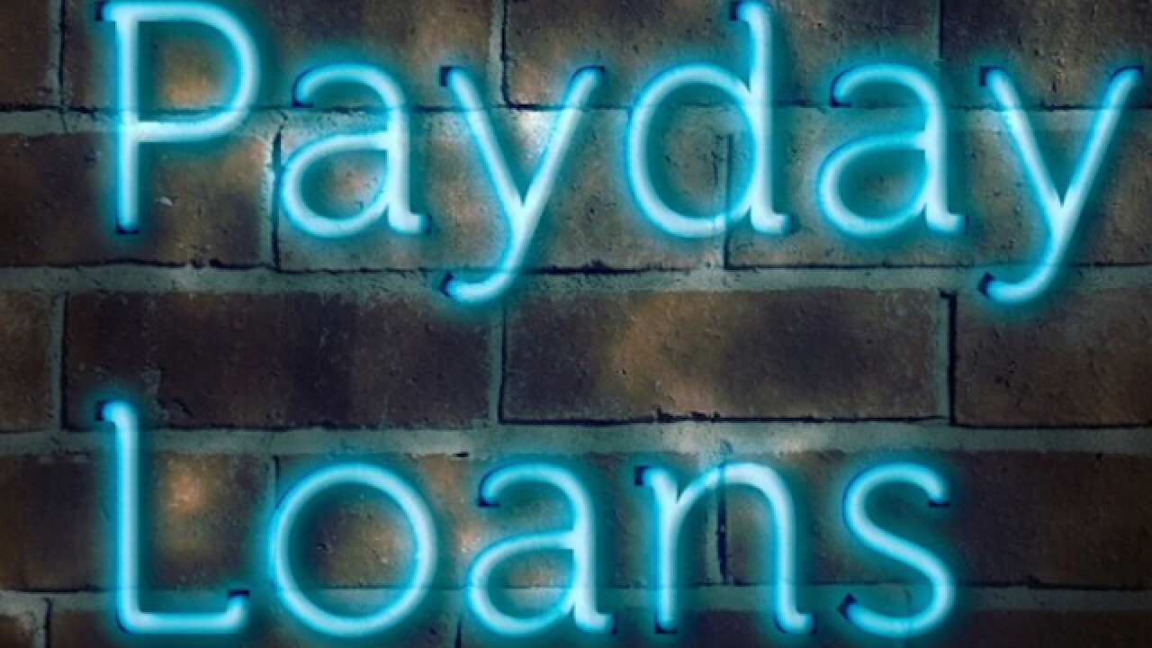 New rules aim to end payday loan 'debt traps'