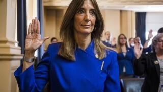 Photos: Eileen Filler-Corn becomes first woman elected Virginia HouseSpeaker