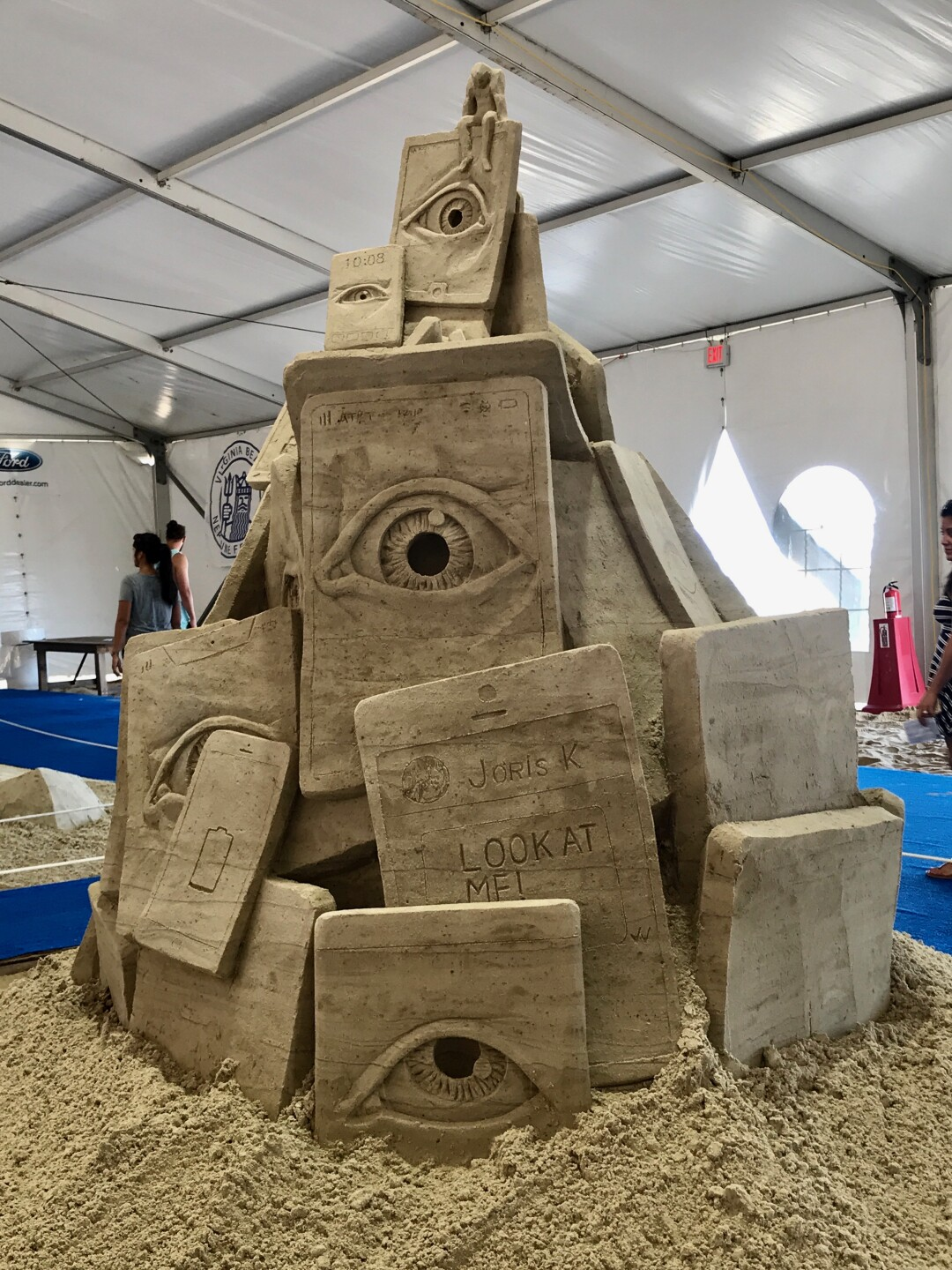 Photos: Photo gallery: International Sand Sculpting Championship in Virginia Beach