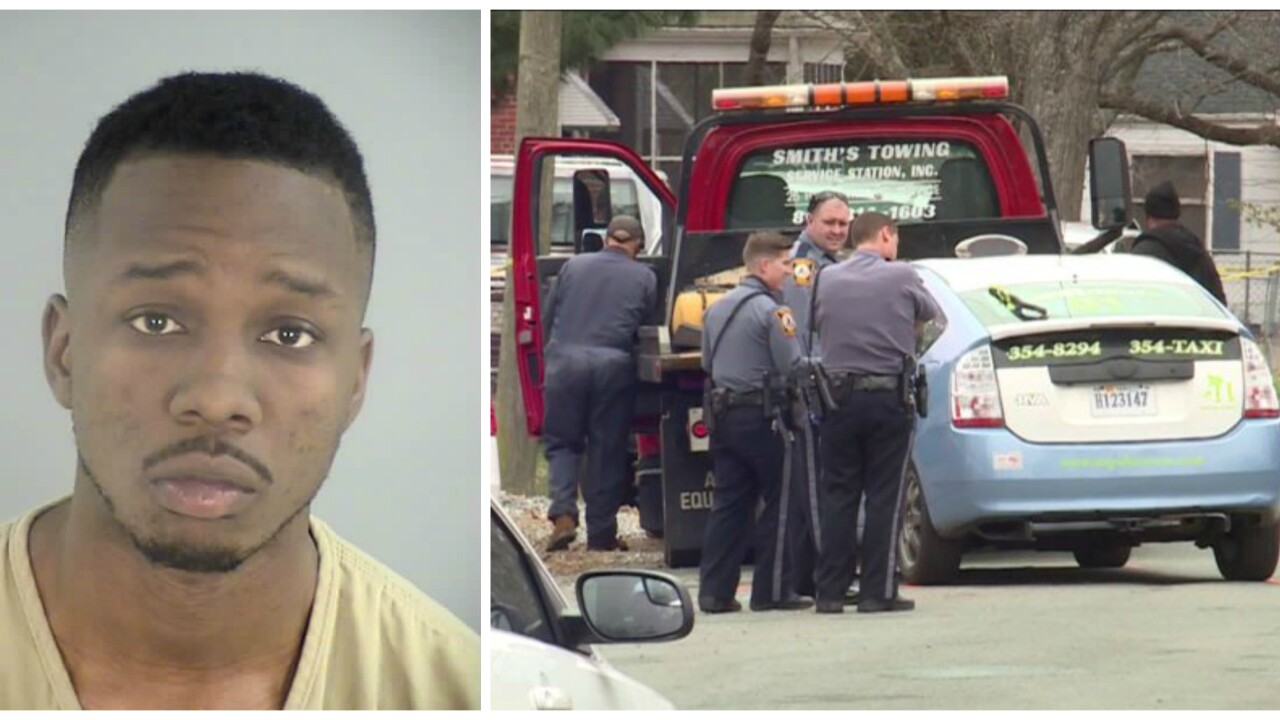 Suspect in cab driver shooting identified, sources tell CrimeInsider