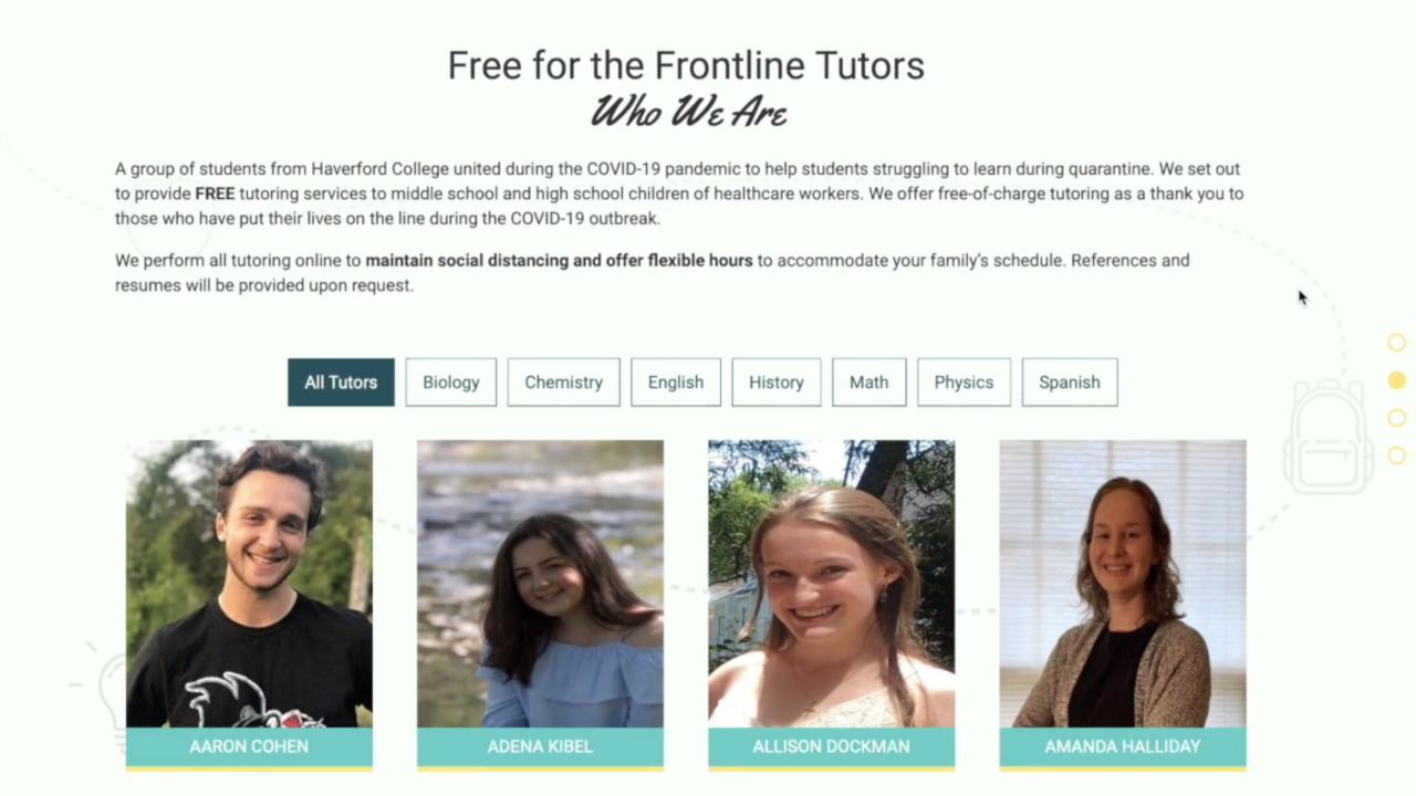 free tutors
