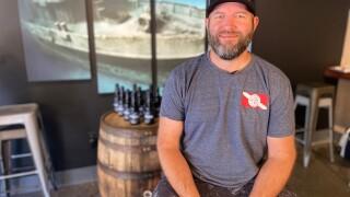 Ryan LaPete at Deep Brewing Company
