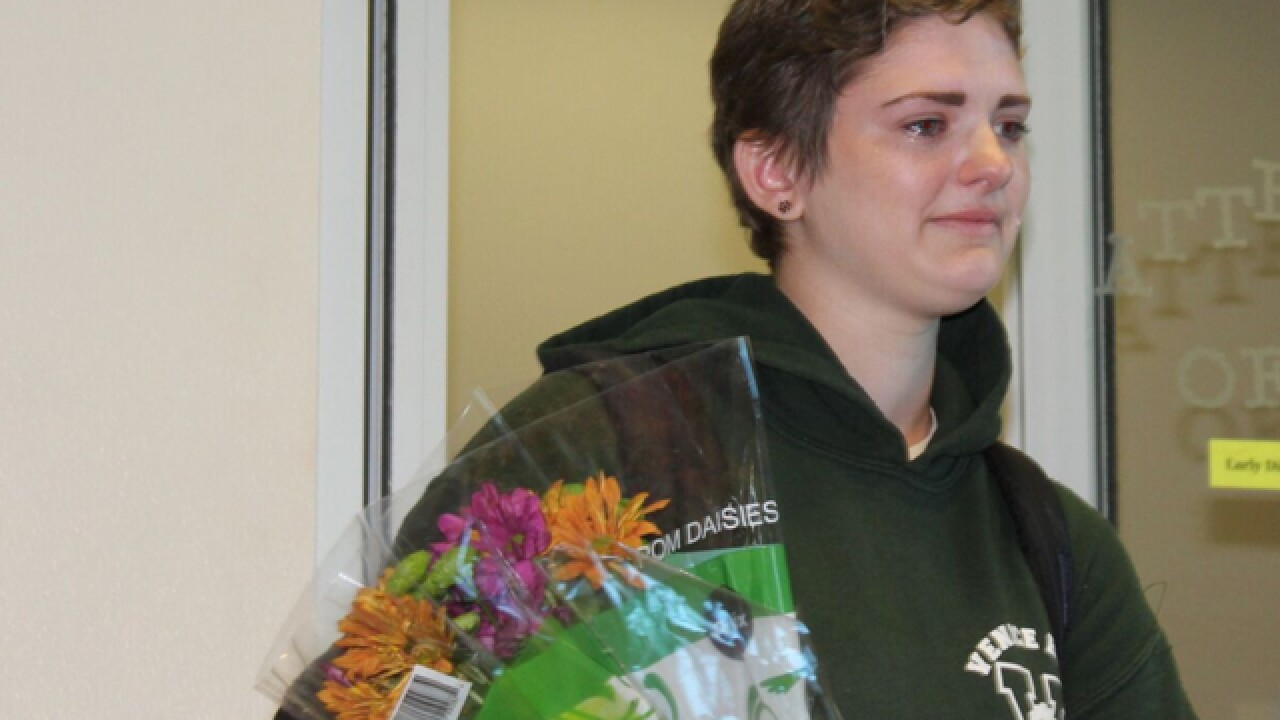 Venice teen battling cancer gets wish granted