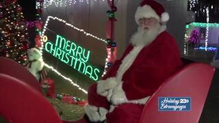 Holiday Extravaganza Christmas Town