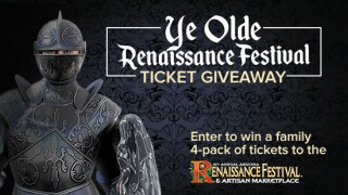 Enter to win tickets to the 32nd Annual Arizona Renaissance Festival