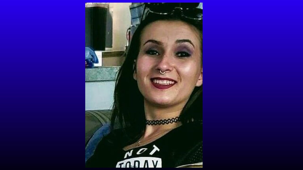 The Lake County Sheriff's Office says that Winter Clark has been reported missing