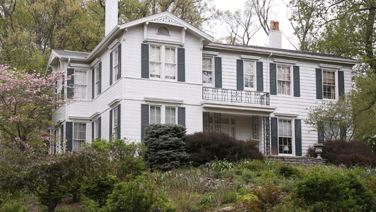 Home Tour: This 1858 house overlooking the Ohio River comes with rich lore and rich trappings