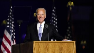 Joe Biden will win election and become 46th president of the United States, AP projects
