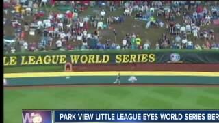 Park View little league eyes World Series berth