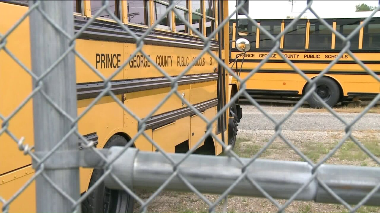 Here's why one month into the school year buses are still late in Prince George