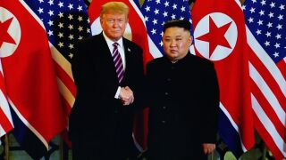 Kim Jong Un warns hostile US policy means there will never be denuclearization on Korean Peninsula