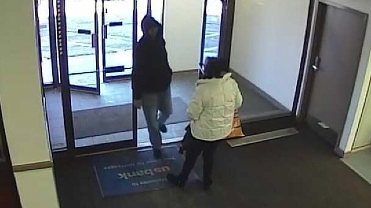 Suspect Sought In Hendersonville Bank Robbery