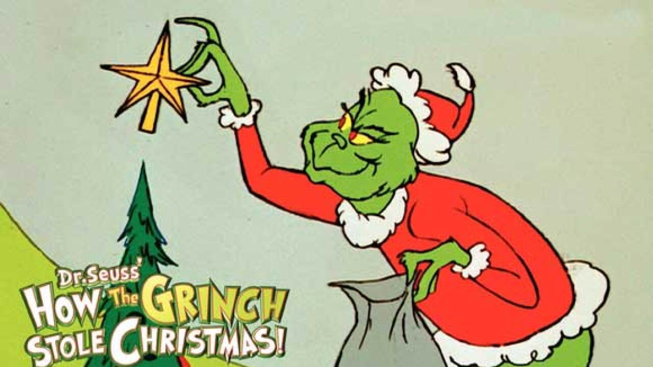 How The Grinch Stole Christmas Airing 2020 Holiday classic 'How The Grinch Stole Christmas' airs on NBC