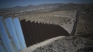 Border wall AP