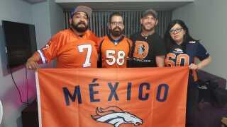 Denver Broncos Latino