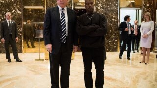 Kanye West: A history of the rapper's outspoken support of President Donald Trump