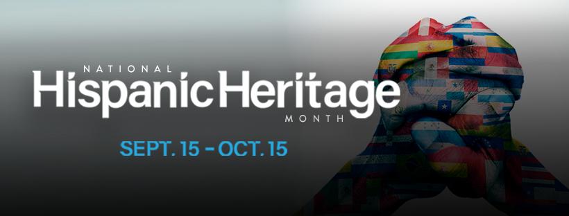 BANNER: Hispanic heritage