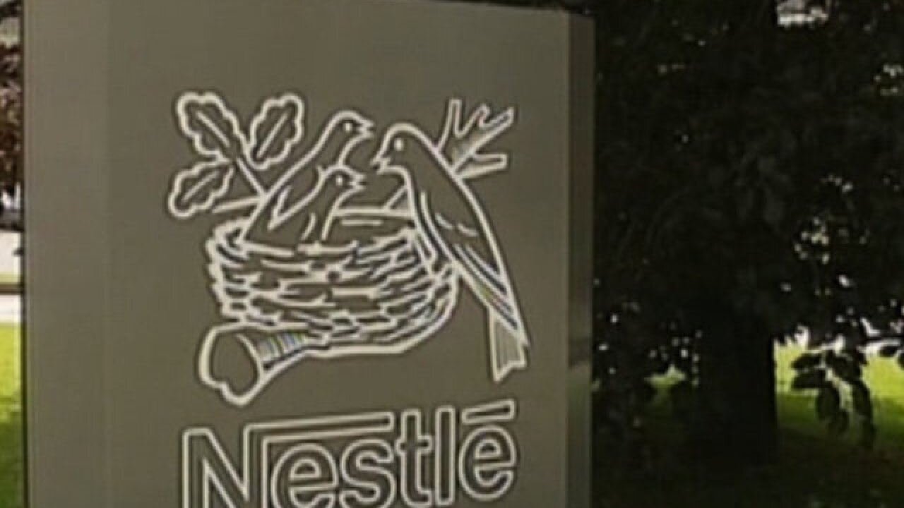 Nestle to sell US candy business to Ferrero for $2.8B