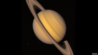 Saturn should be visible as it comes closest to the Earth for 2019
