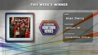 hometown heroes - ALAN DERRY