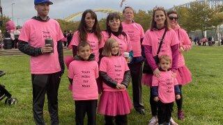 Making Strides Against Breast Cancer Walk 2021