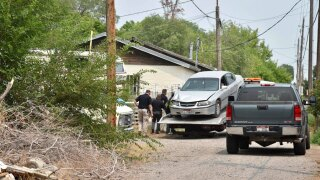 One suspect in custody, another dead after shooting in Blackfoot