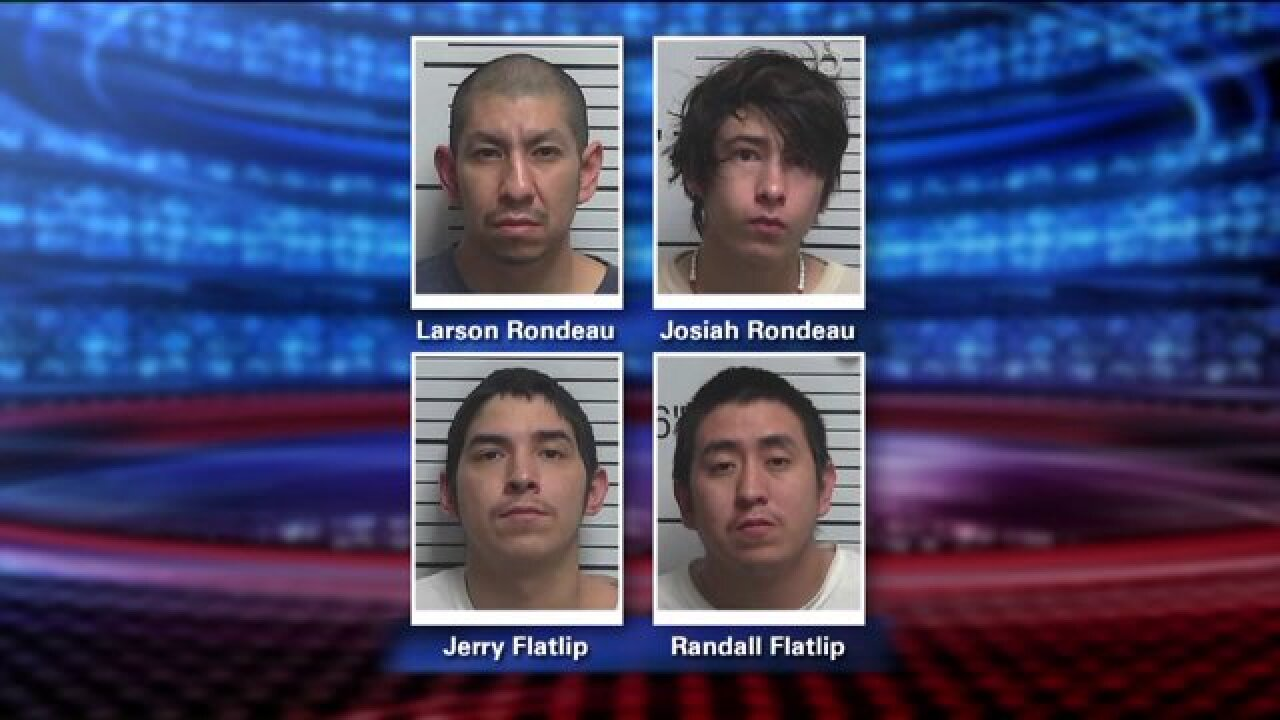 Grandmother of 9-year-old Utah girl allegedly raped by four men: 'I want justice'