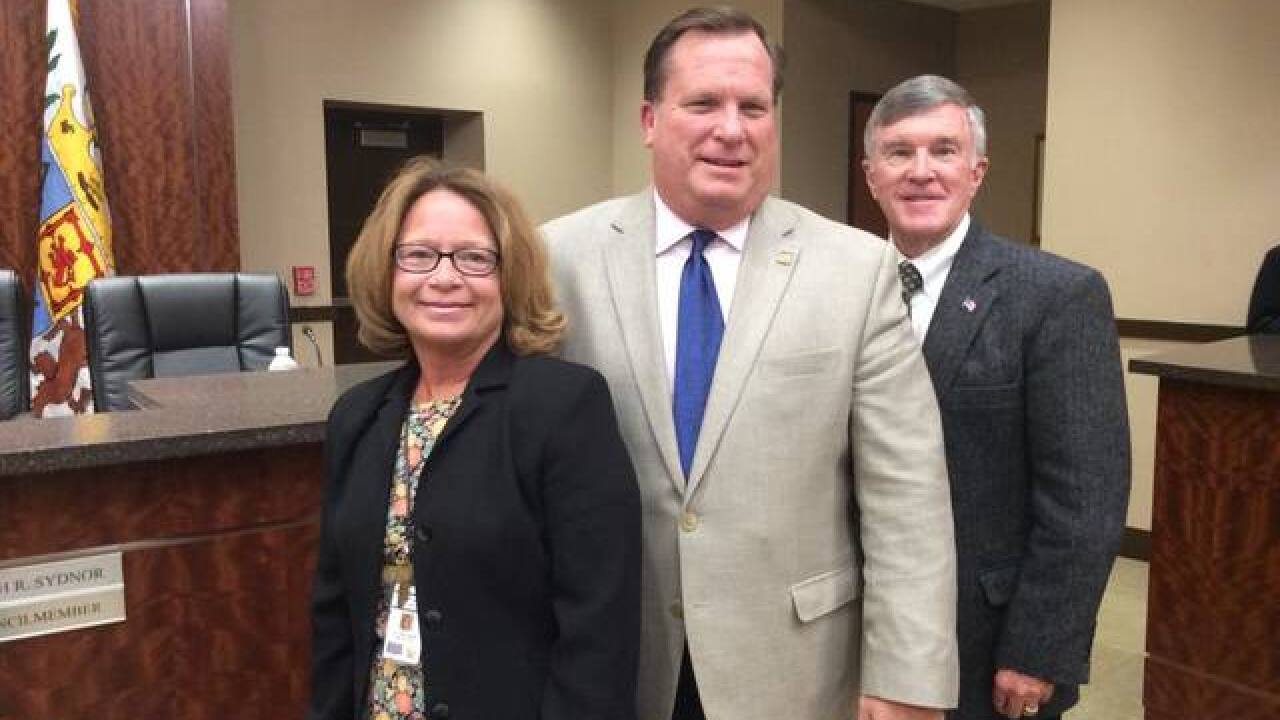 Laurel gets new city administrator, deputy