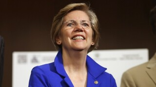 Senate Republicans bar Elizabeth Warren from speaking after criticism of Sessions