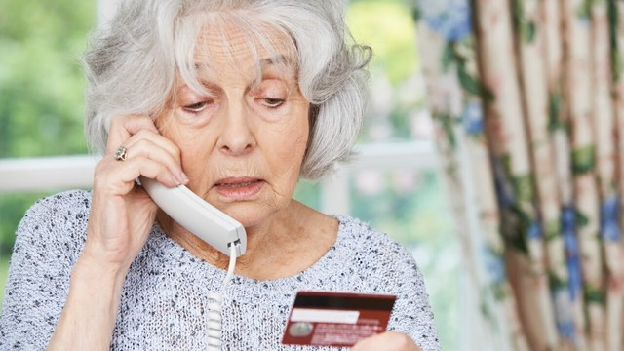 Scammers targeting the elderly in Erie County