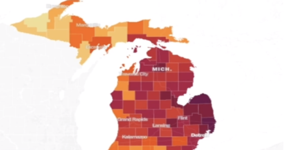 'I think it's going to get worse.' Michigan's thumb hit hard by COVID surge