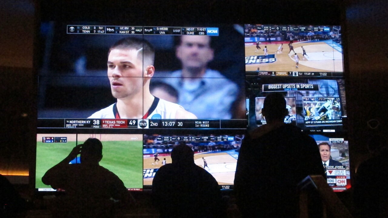 Online sports betting remains on hold in Michigan
