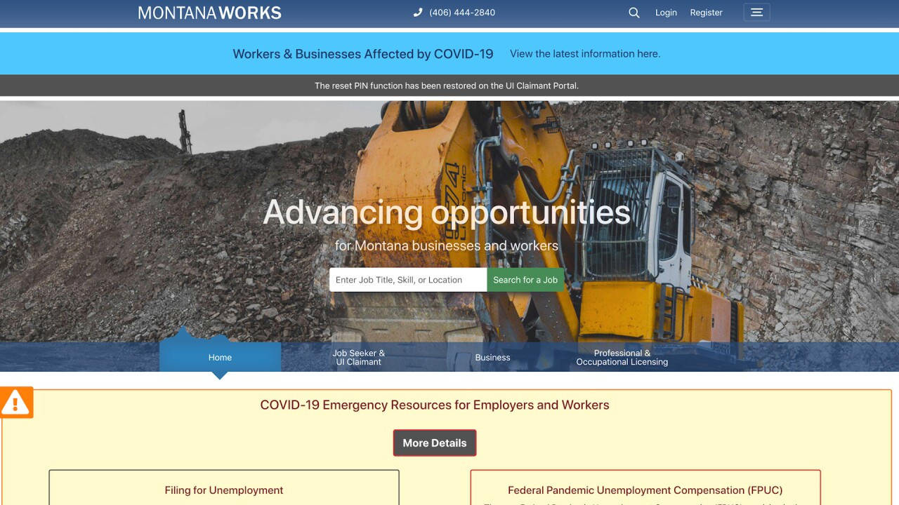 Montana Works COVID-19