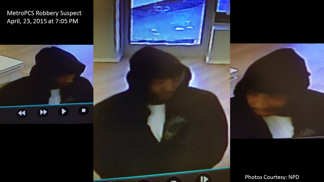 Man wanted for robbing Metro PCS store in Norfolk