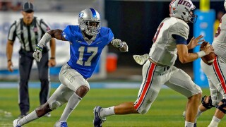 Stockstill's 5 TDs Lead Middle Tennessee Past UT-Martin