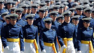 Air Force looks into allegations of hazing, cheating at USAFA